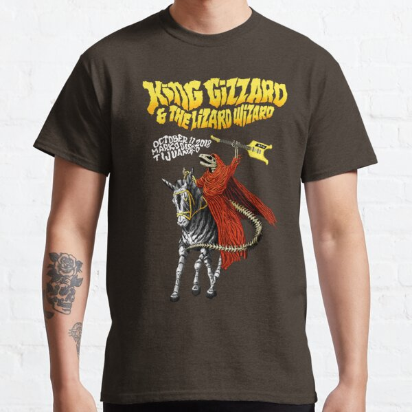 King Gizzard & The Lizard Wizard @ Tijuana Classic T-Shirt