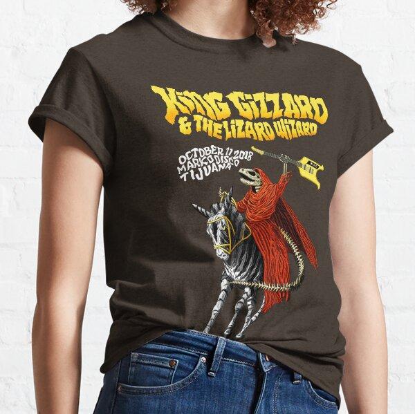 King Gizzard & The Lizard Wizard @ Tijuana Classic T-Shirt