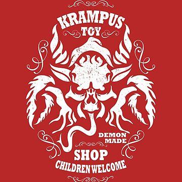 Krampus Toy Shop by JRBERGER