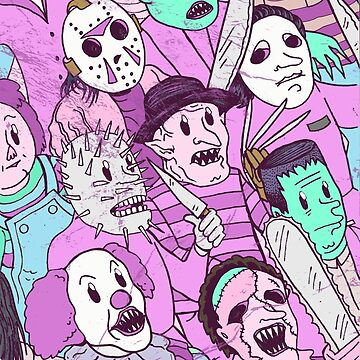 Pink Halloween Parade by MUMtees