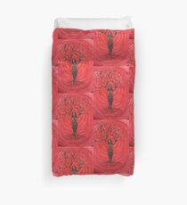 Tree Goddess Duvet Cover