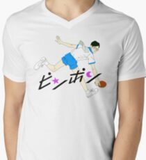 Ping Pong Smile Print T-Shirt