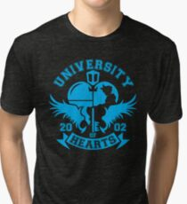 University of Hearts Tri-blend T-Shirt
