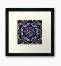 Soft Purple Kalid 2000 Framed Print