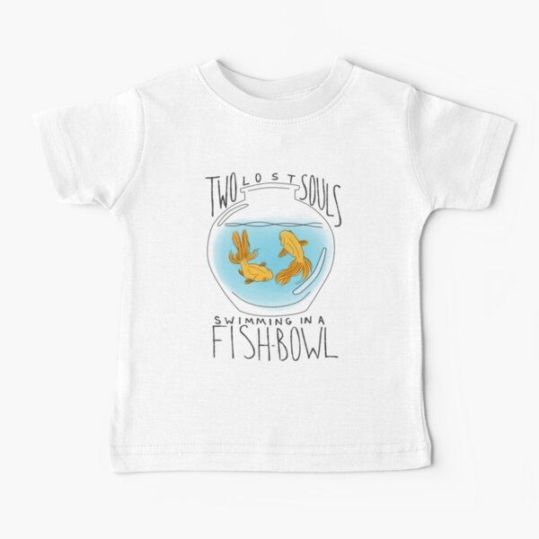 Pink Floyd - Two Lost Souls Baby T-Shirt