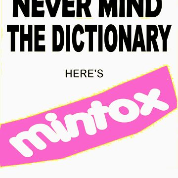 Never Mind the Mintox by aussieicons