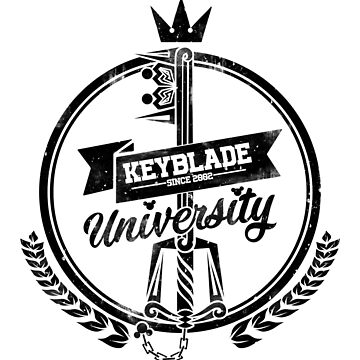 Keyblade University Graffiti by lilyakkuma