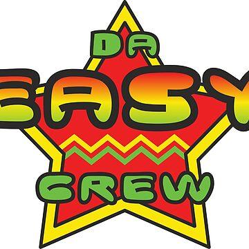 rastamouse da easy crew by goatboyjr