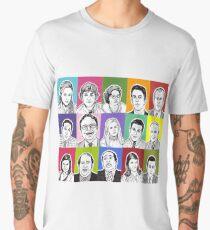 The Office Cast Men's Premium T-Shirt