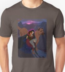 Luthien, Beren and Huan Unisex T-Shirt