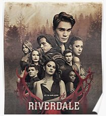 Riverdale Staffel 3 Cover Poster