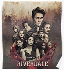 Riverdale Season 3 Cover Poster