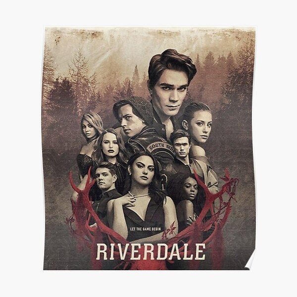 Riverdale Season 3 Cover Poster
