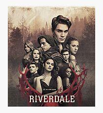 Riverdale Staffel 3 Cover Fotodruck