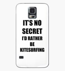 Kitesurfing Sport Fan Lover Funny Gift Idea Case/Skin for Samsung Galaxy