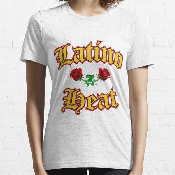 Latino Heat - diseño de reggaeton Camiseta esencial