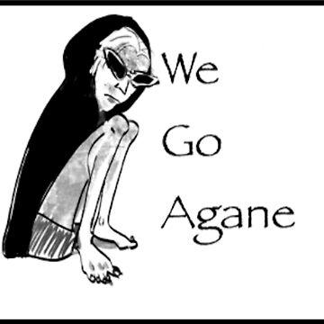 We Go Agane by Percevel