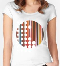 Circle Women's Fitted Scoop T-Shirt