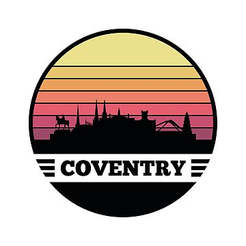 Coventry Skyline (England) by SvenHorn