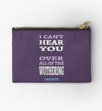 so much wuthering heights Studio Pouch