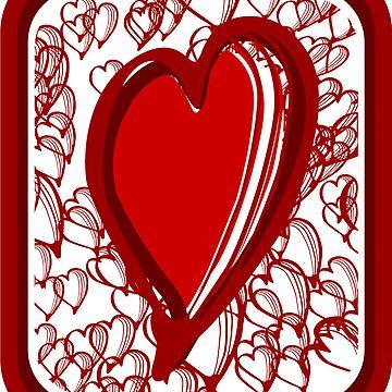 Big heart by Naumovka
