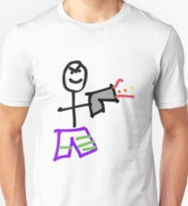 Zion Jem Shots Unisex T-Shirt