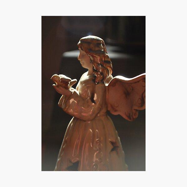 gentle angel  Photographic Print