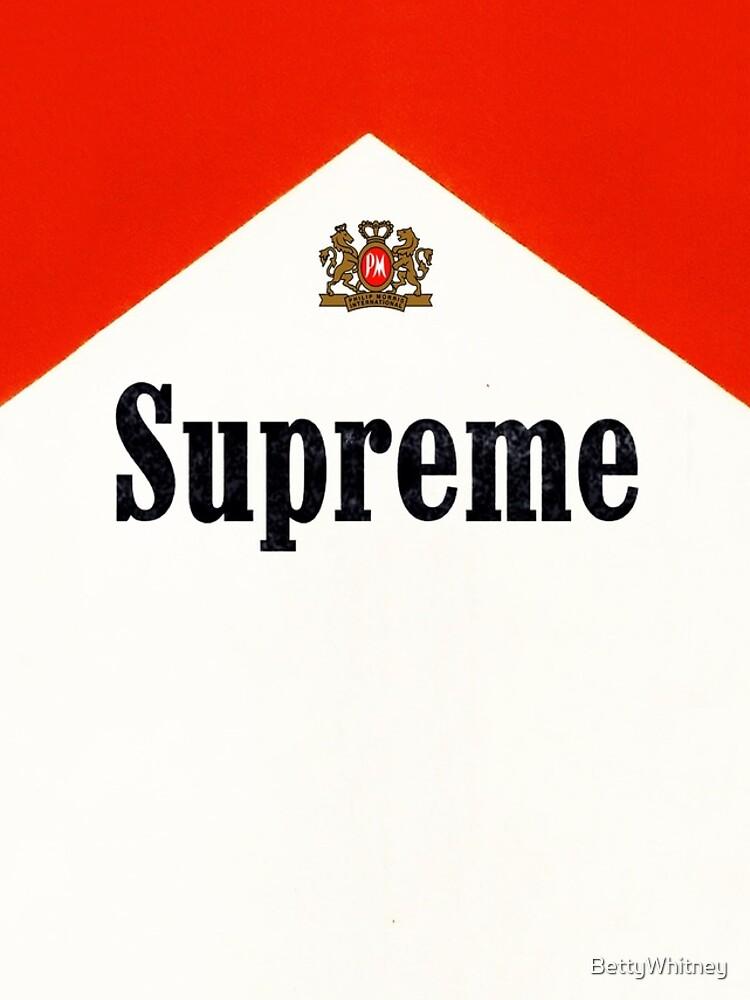 Smoke Supreme by BettyWhitney