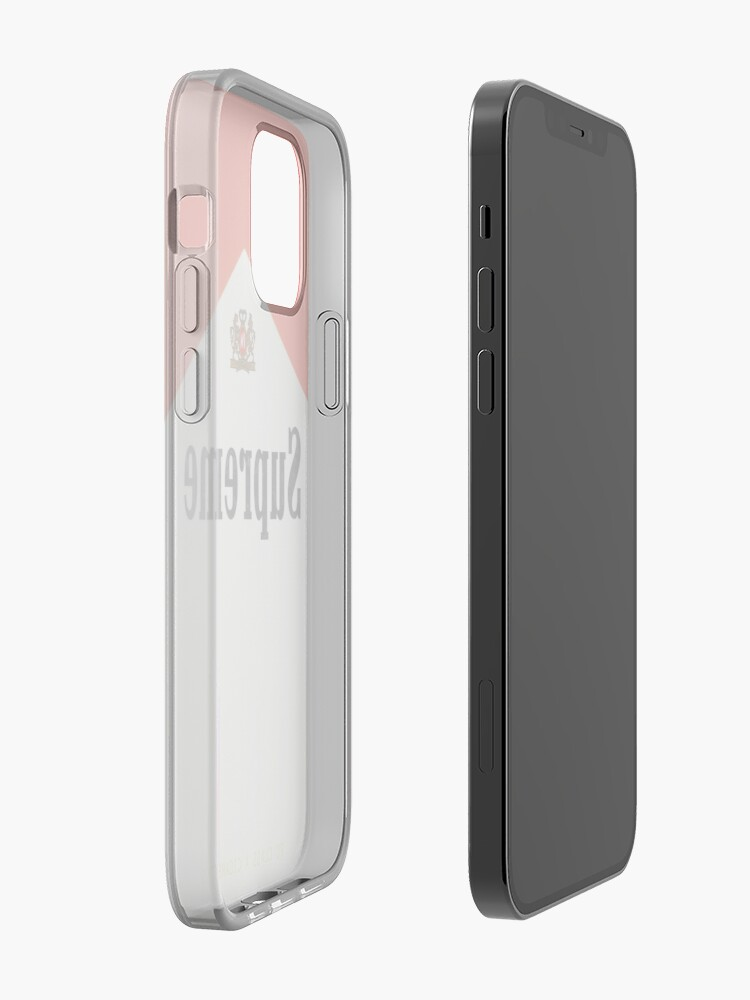 Alternate view of Smoke Supreme iPhone Case & Cover