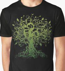 Meditate, Meditation, Spiritual Tree Yoga Graphic T-Shirt
