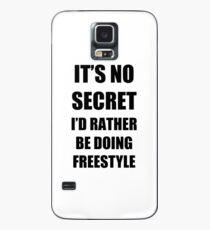 Freestyle Sport Fan Lover Funny Gift Idea Hülle & Skin für Samsung Galaxy