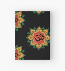 Om India, Hindu, Hinduism Hardcover Journal