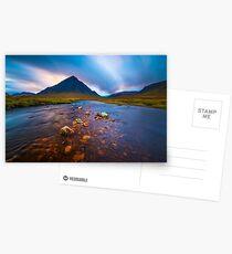 Glencoe Scotland Postcards