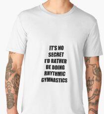 Rhythmic Gymnastics Sport Fan Lover Funny Gift Idea Men's Premium T-Shirt