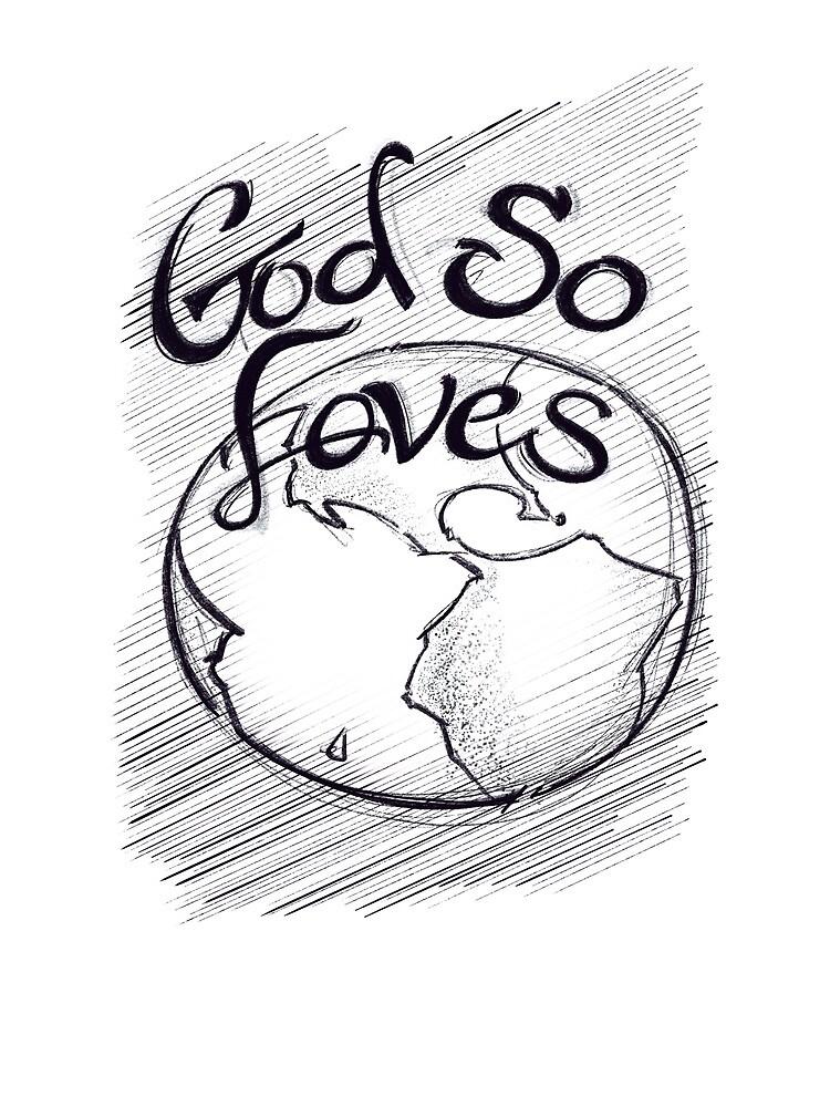 Gott liebt so (v2) von natureboyms