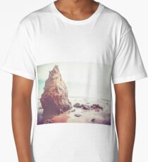 oceanside, people,  beach photography, California photography, California Wall Art Long T-Shirt