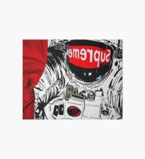 supreme astronaut Art Board