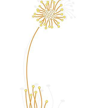 dandelion delicious by foxglovephoto