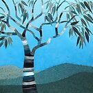 The Majestic Angophora Tree by Lisafrancesjudd