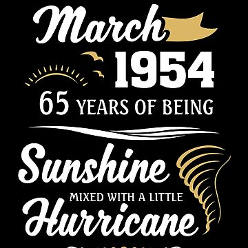 March 1954 Sunshine mixed Hurricane by lavatarnt