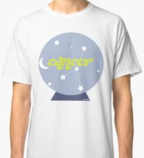 Cancer Crystal Ball Classic T-Shirt