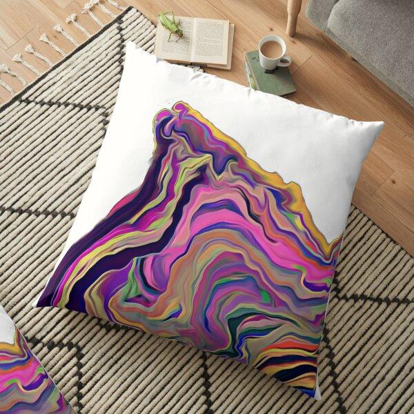 Fascinating Array ~1 Floor Pillow