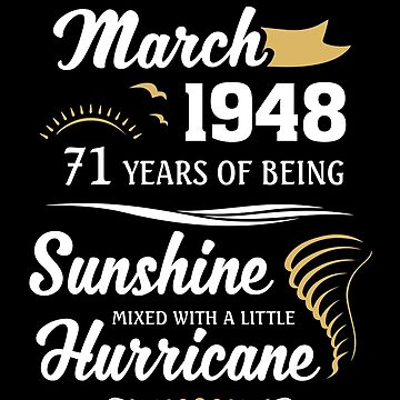 March 1948 Sunshine mixed Hurricane by lavatarnt