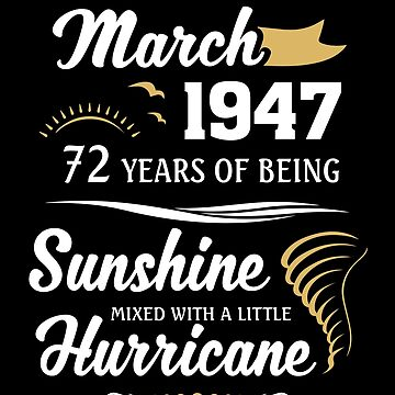 March 1947 Sunshine mixed Hurricane by lavatarnt