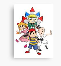 Earthbound Metal Print