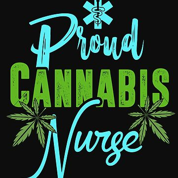 Marijuana Cannabis Support Proud Nurse CBD Oil Cure Awareness Shirt Nurse Hat by normaltshirts