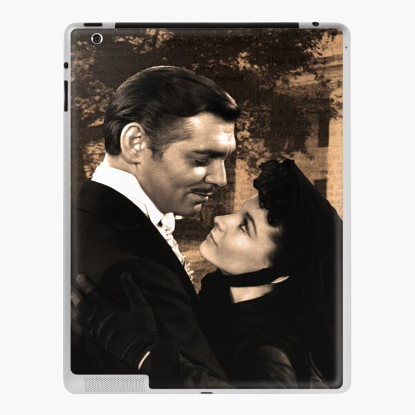 Gone with the Wind iPad Skin