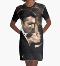 Gone with the Wind Graphic T-Shirt Dress
