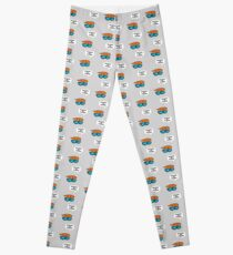 Omelette du fromage Leggings