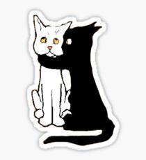 Unrequited Love TShirt Sticker